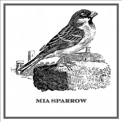 Zoomorphic' Greeting Card Mia Sparrow